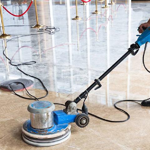 Unsere Dienstleistungen umfassen Bauendreinigung